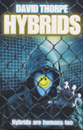 Hybrids by David Thorpe front cover