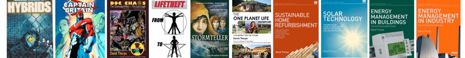 David Thorpe's books