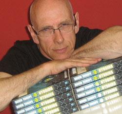 David Thorpe, author of Hybrids